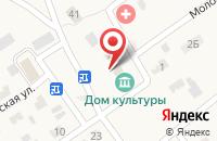 Схема проезда до компании Отделение почтовой связи в Блохино