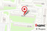 Схема проезда до компании Детское время в Иваново