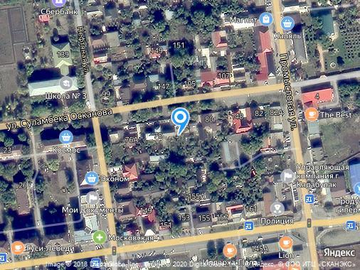 Продается земля под ИЖС, 12 соток, Карабулак, Восточная улица