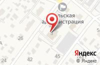 Схема проезда до компании PAPS-мебель в Мичуринском