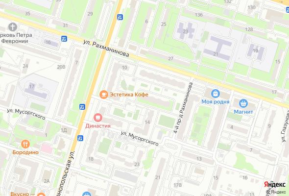 жилой комплекс Тернопольский