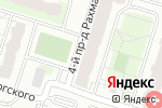 Схема проезда до компании МЕДОСМОТРЫ.РУ в Пензе