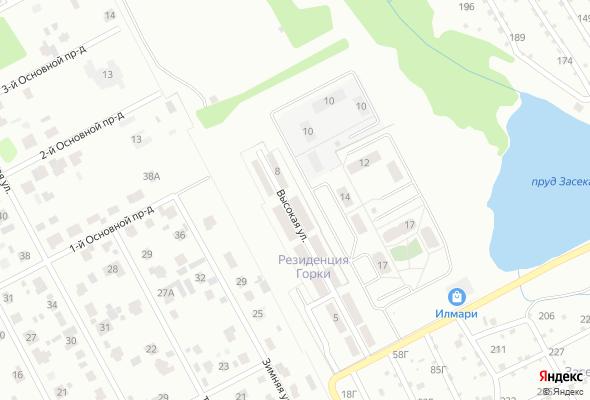 жилой комплекс Резиденция Горки