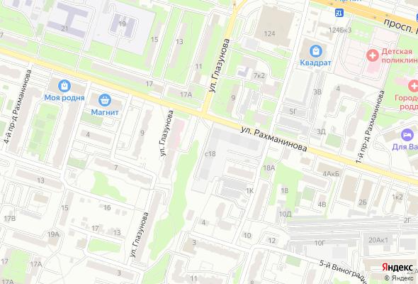 ЖК Парк Рояль