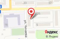 Схема проезда до компании Альфа в Рузаевке