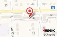 Схема проезда до компании Фонд социального страхования РФ по Республике Мордовия в Рузаевке
