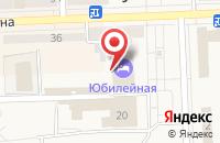 Схема проезда до компании Фотомаг в Рузаевке
