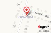 Схема проезда до компании Строитель в Рузаевке
