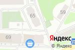 Схема проезда до компании DiAr group в Пензе