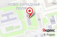Схема проезда до компании Русский Дом в Пензе