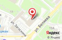 Схема проезда до компании ТМЦ-СНАБ Астрахань в Астрахани