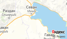 Отели города Чкаловка на карте