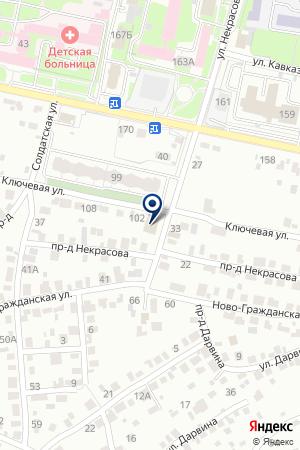 ARTXOLL на карте Пензы