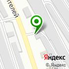 Местоположение компании Автосмайл