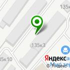 Местоположение компании РИТМебель