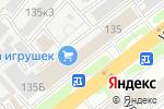 Схема проезда до компании PROFTON58 в Засечном