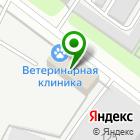 Местоположение компании Сервис