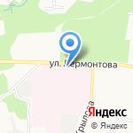 Пензенская областная клиническая больница им. Н.Н. Бурденко на карте Пензы
