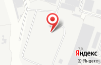 Схема проезда до компании Пензатоппром в Пензе