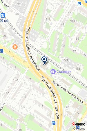 АГРОХОЛДИНГ на карте Пензы