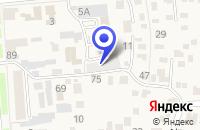 Схема проезда до компании ДОПОЛНИТЕЛЬНЫЙ ОФИС В Г. АТКАРСКЕ ПОВОЛЖСКОЕ ОВК в Аткарске