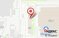 Схема проезда до компании Мк-Стройсервис в Пензе
