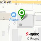 Местоположение компании Привада