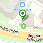 Местоположение компании Автошкола Вираж-58