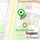 Местоположение компании СпецПромБезопасность