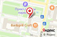Схема проезда до компании АКБ Московский Вексельный Банк в Пензе