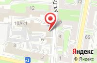Схема проезда до компании Септик.Ру в Пензе