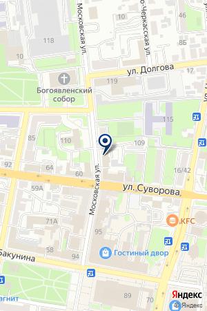 АГРОФИРМА СУРСКОЕ ПОЛЕ на карте Пензы
