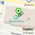 Местоположение компании Центр дополнительного профессионального образования кадров Правительства Пензенской области