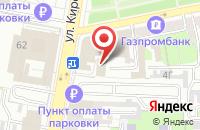 Схема проезда до компании Luks-Phone в Подольске