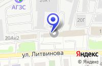 Схема проезда до компании ПЕНЗАПРОМЭЛЕКТРО в Пензе