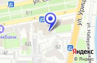 Схема проезда до компании АБУБЕКЕРОВА Р. Х. ELLE в Пензе