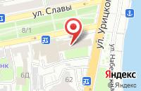Схема проезда до компании Волга-Инфо-Пенза в Пензе
