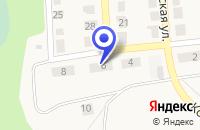 Схема проезда до компании КНЯГИНИНСКАЯ ШВЕЙНАЯ ФАБРИКА в Лысково