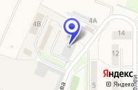Схема проезда до компании СТРОИТЕЛЬНО-МОНТАЖНОЕ ПРЕДПРИЯТИЕ ЛЫСКОВМЕЖРАЙГАЗ в Лысково