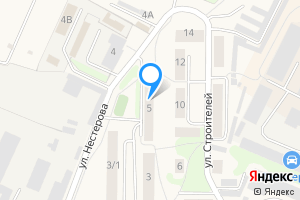 Двухкомнатная квартира в Лысково ул.Строителей, д.5