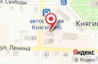 Схема проезда до компании Реальная помощь в Иваново
