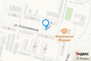 Двухкомнатная квартира в Княгинино ул Агрохимиков, 6