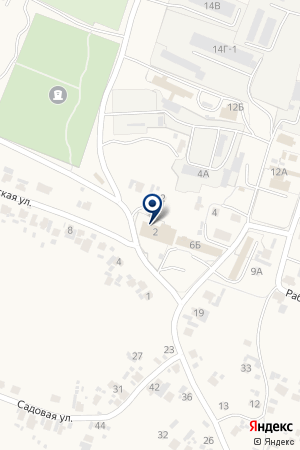 Пожарная часть №23 на карте Бессоновки