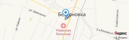 Ростелеком на карте Бессоновки