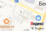 Схема проезда до компании Ростелеком, ПАО в Бессоновке