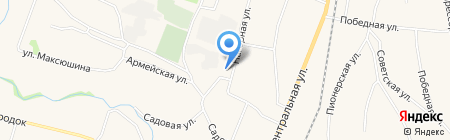 Банкомат Поволжский банк Сбербанка России на карте Бессоновки