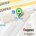 Местоположение компании ARTTEX