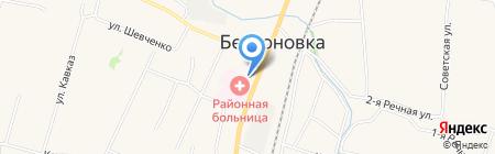 УФМС на карте Бессоновки