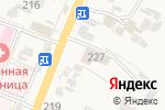 Схема проезда до компании Отдел МВД России по Бессоновскому району Пензенской области в Бессоновке
