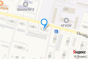 Однокомнатная квартира в Княгинино Октябрьская улица, 21